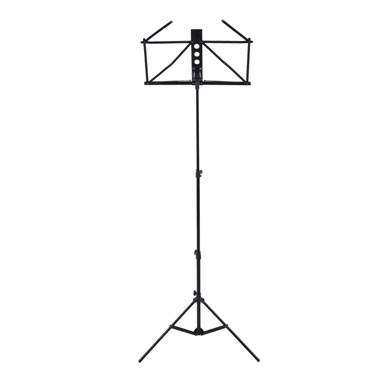 High Grade Aluminium Music Stand PA450 (black)